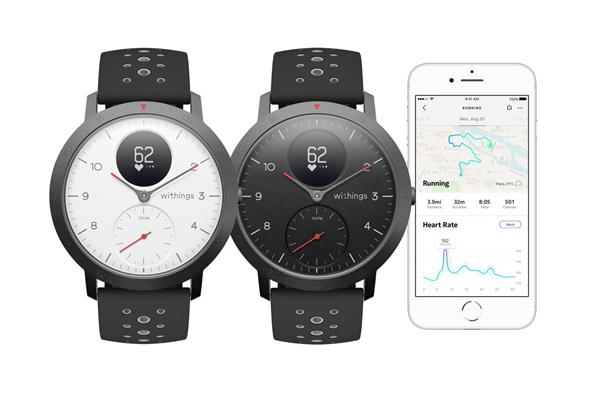 Withings Steel HR Sport焕新发售